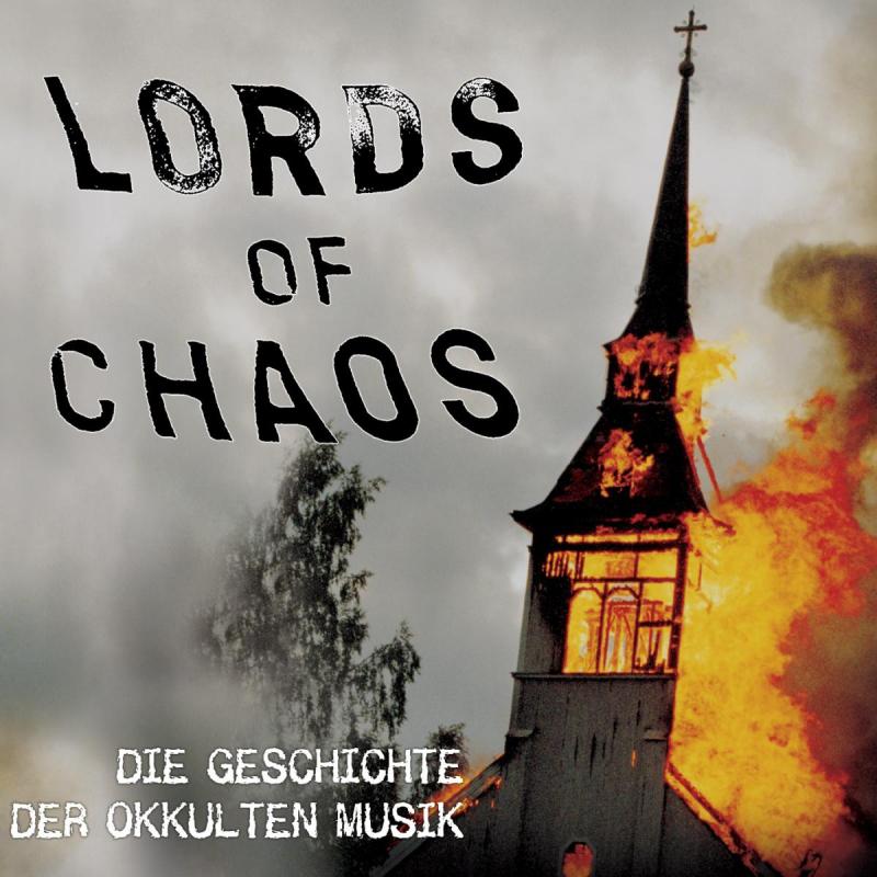 Various Artists - Lords Of Chaos - Geschichte der okkulten Musik CD-2 (INDEX 002)