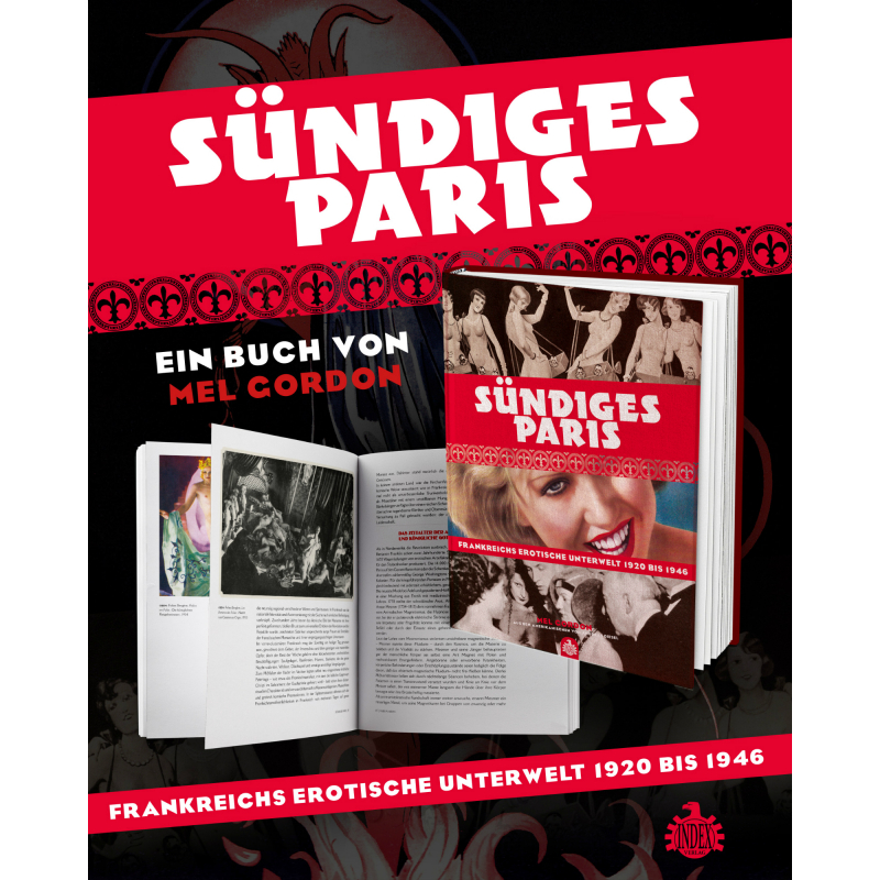 Gordon, Mel - Sündiges Paris Book